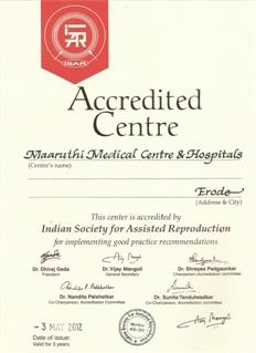 Indian Society for Assisted Reproduction